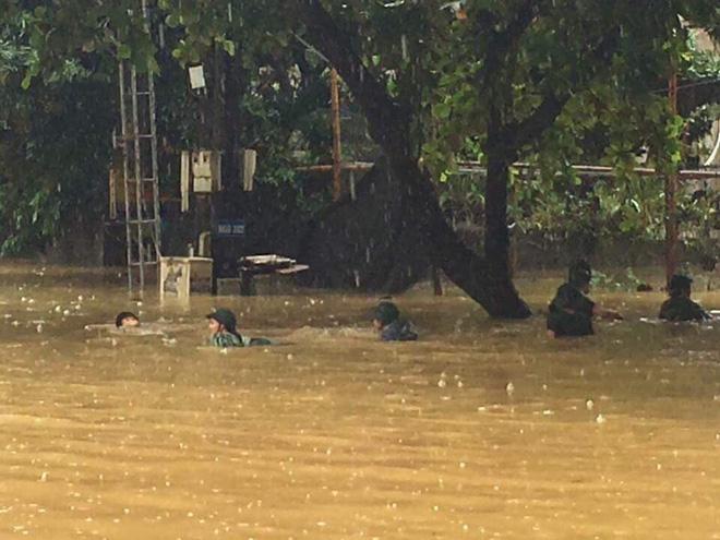 Mưa lũ kinh hoàng ở Hà Giang qua lời kể người chứng kiến: