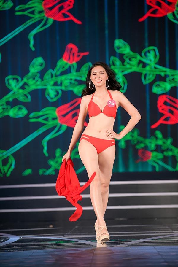 NÓNG: Phát hiện lỗi sai khó tin về 5 người đẹp thi bikini Chung khảo phía Nam Hoa hậu Việt Nam 13
