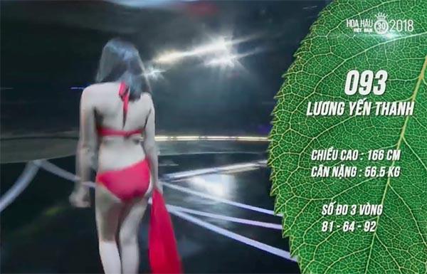 NÓNG: Phát hiện lỗi sai khó tin về 5 người đẹp thi bikini Chung khảo phía Nam Hoa hậu Việt Nam 16