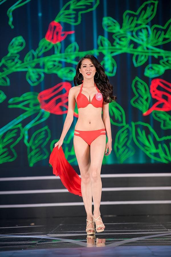 NÓNG: Phát hiện lỗi sai khó tin về 5 người đẹp thi bikini Chung khảo phía Nam Hoa hậu Việt Nam 18