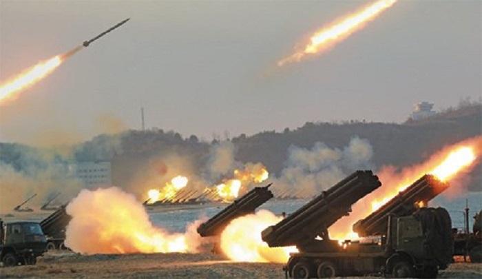 Hàn Quốc đề xuất Triều Tiên chuyển hệ thống pháo tầm xa khỏi biên giới liên triều 1