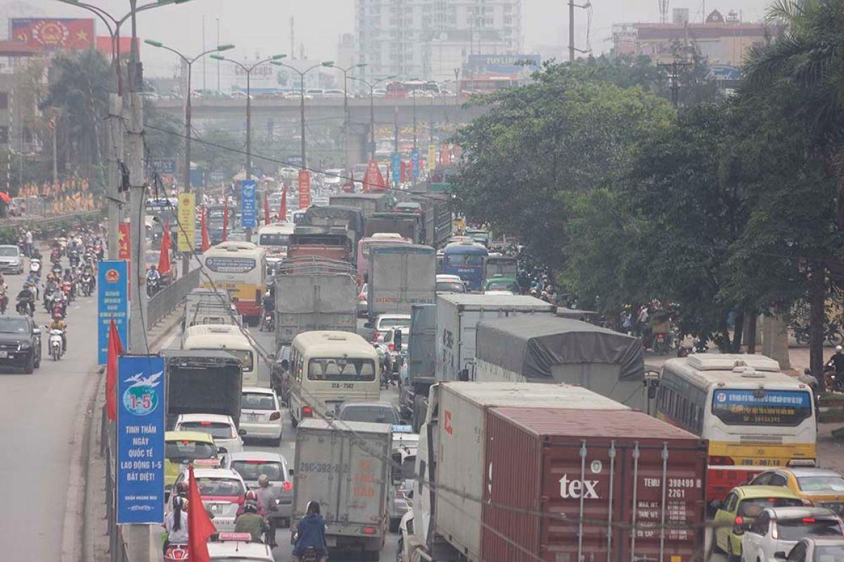 Hà Nội kiến nghị mở rộng nút giao Pháp Vân - Cầu Giẽ nhằm giảm ùn tắc 2