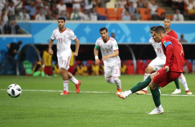 Dàn trai đẹp Iran khóc nghẹn, ngẩng cao đầu chia tay World Cup 2018 14