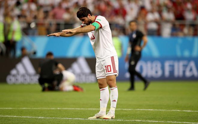 Dàn trai đẹp Iran khóc nghẹn, ngẩng cao đầu chia tay World Cup 2018 30
