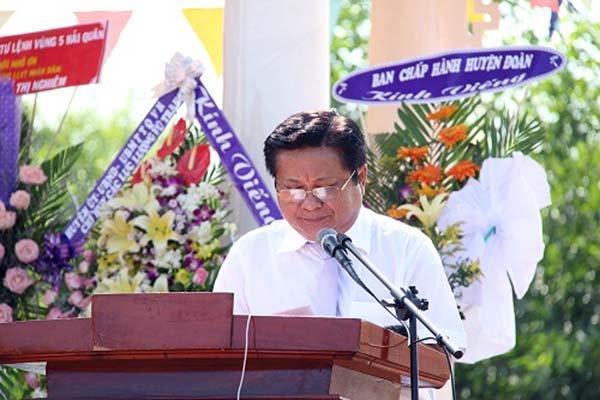 Chủ tịch UBND huyện Phú Quốc chính thức thôi chức 1