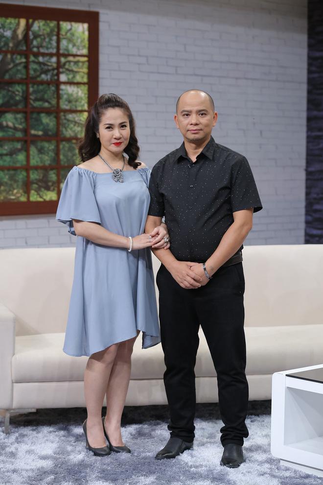 Diễn viên Nguyệt Hằng: 'Bố mẹ không muốn tôi lấy một thằng chơi bời như anh Tuấn' 1