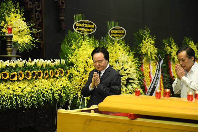 Nguyên Chủ tịch nước Trương Tấn Sang: Một tài năng lớn trong giới sử học nước nhà đã ra đi 5