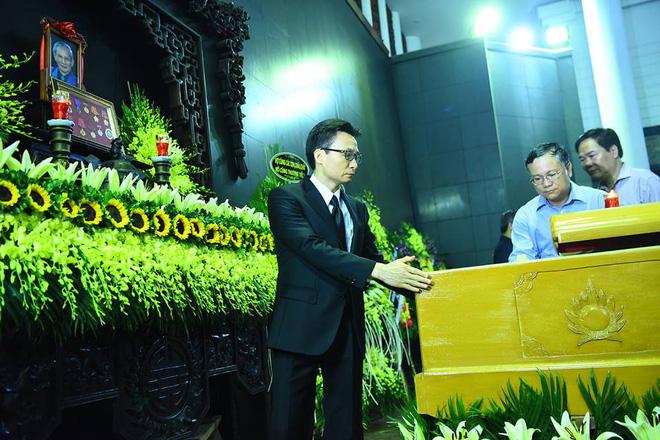 Nguyên Chủ tịch nước Trương Tấn Sang: Một tài năng lớn trong giới sử học nước nhà đã ra đi 4