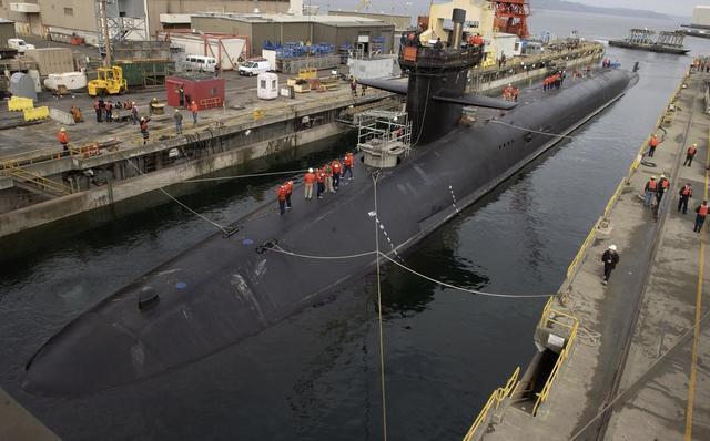 Trung Quốc vượt Anh, Pháp, lọt top 3 nước sở hữu nhiều tàu ngầm mang tên lửa đạn đạo nhất 1