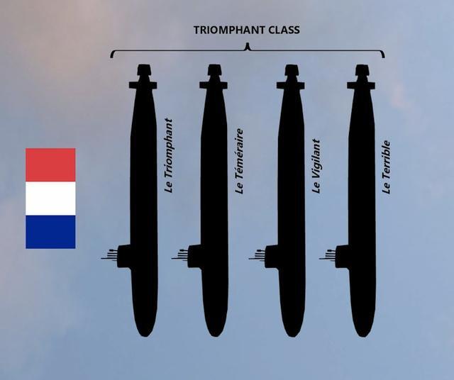 Trung Quốc vượt Anh, Pháp, lọt top 3 nước sở hữu nhiều tàu ngầm mang tên lửa đạn đạo nhất 4