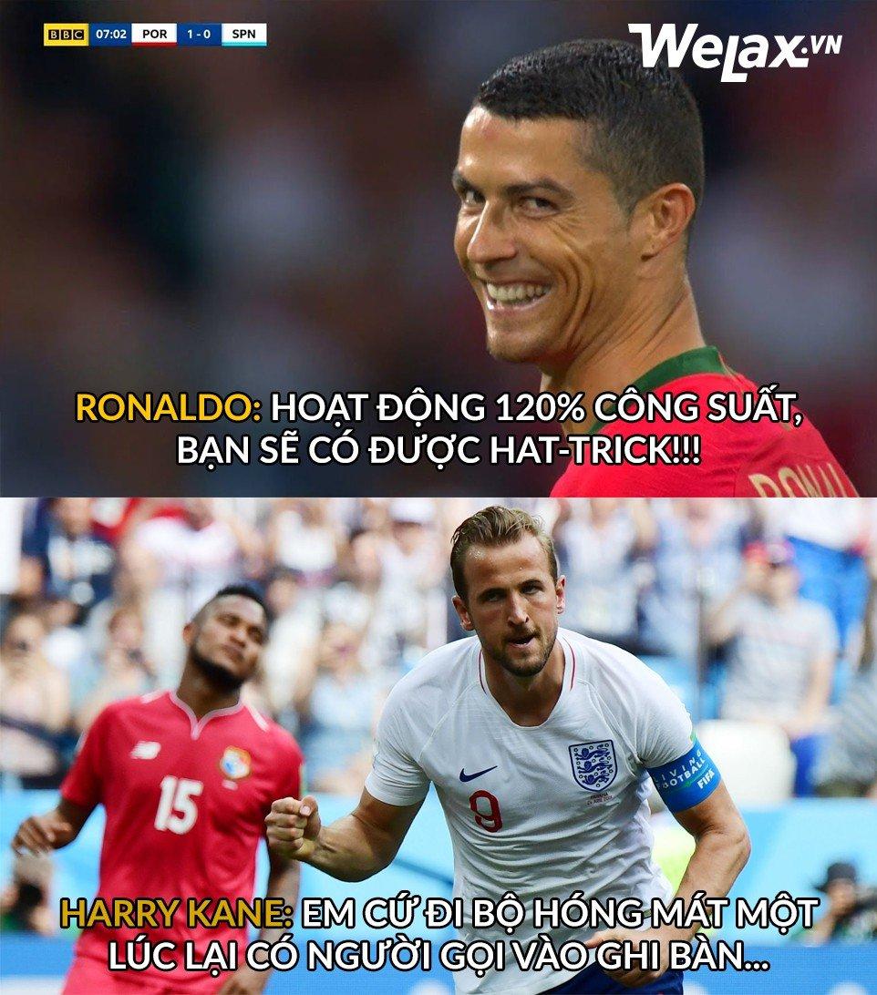 Loạt ảnh chế tổng hợp các drama World Cup ứng vào đời thực thấy không sai tí nào! 1