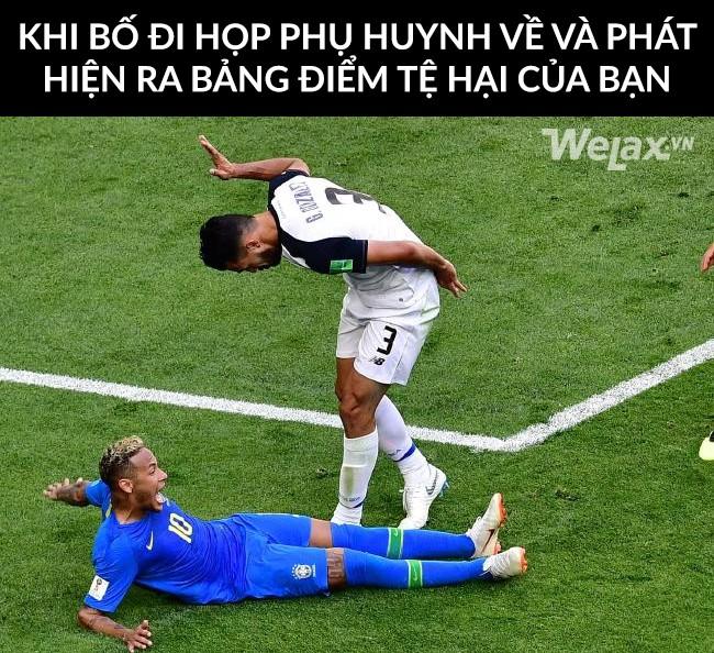 Loạt ảnh chế tổng hợp các drama World Cup ứng vào đời thực thấy không sai tí nào! 2