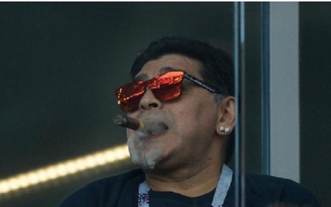 Tiết lộ số tiền khủng FIFA phải chi trả cho Maradona 1