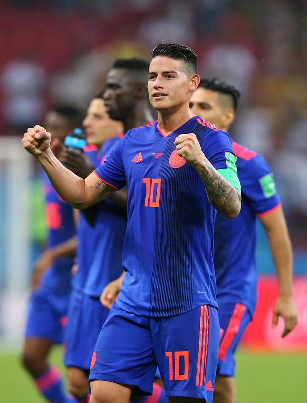 Xác định xong 16 đội tuyển giành vé vào vòng 1/8 World Cup 2018 2