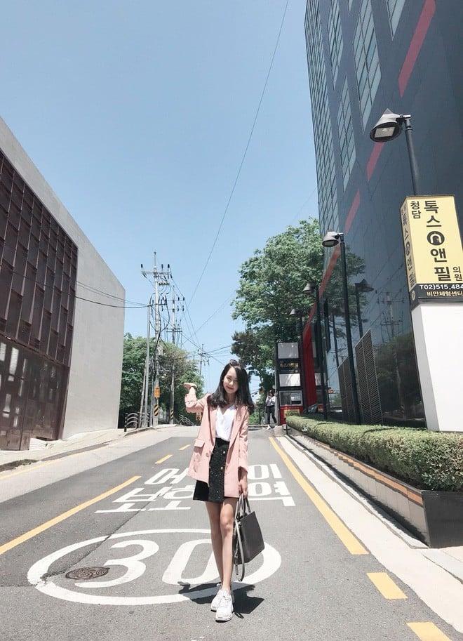 Từng bị bạn bè cầm chổi ném vì xấu xí, cô gái Hà Nội hở hàm ếch lột xác, đổi đời sau phẫu thuật thẩm mỹ 13