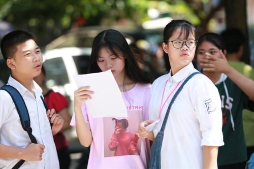 Hà Nội: Gần 32.000 thí sinh trượt công lập sau khi công bố điểm chuẩn tuyển sinh vào lớp 10 1