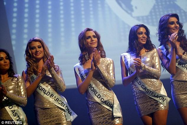Lần đầu tiên trong lịch sử: Người chuyển giới đăng quang Hoa hậu Hoàn vũ Tây Ban Nha và dự thi Miss Universe 5