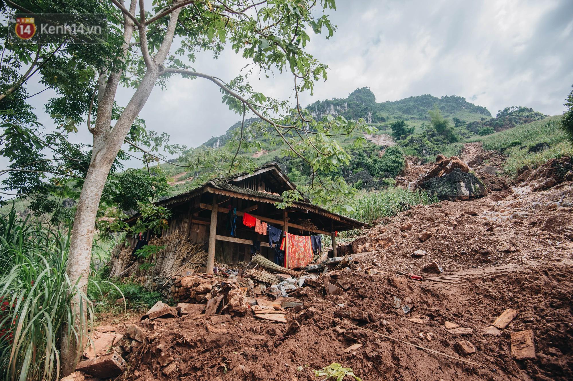 Trận lũ đau thương ở Hà Giang trong vòng 10 năm qua: 'Giờ đâu còn nhà nữa, mất hết, lũ cuốn trôi hết rồi...' 5