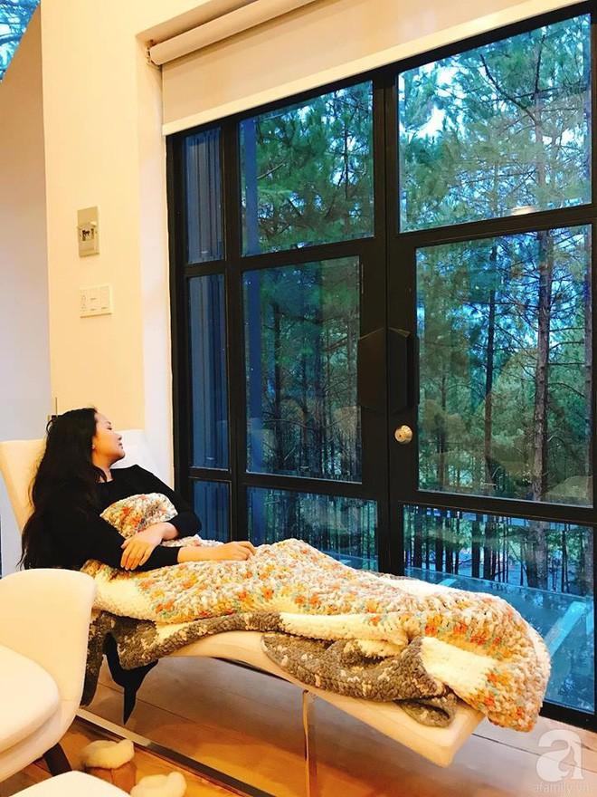 Biệt thự đẹp lãng mạn trên đồi thông ở Đà Lạt trị giá 25 tỷ đồng của siêu mẫu Phan Như Thảo và chồng đại gia 13