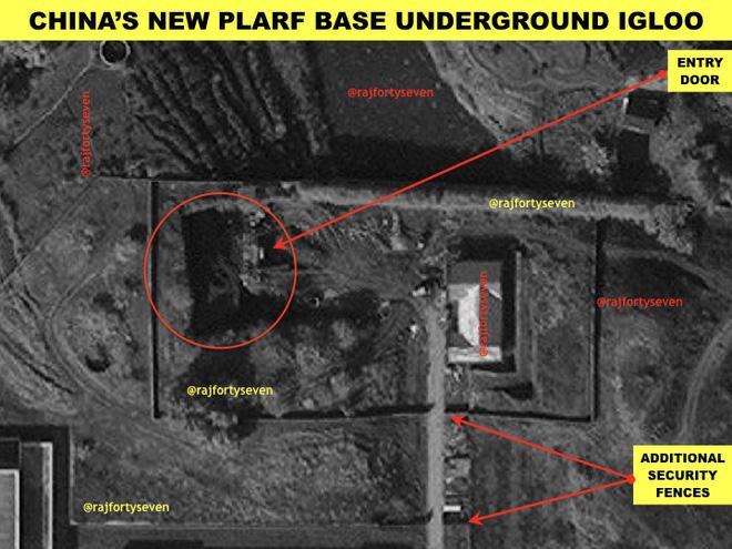 Trung Quốc: Lộ diện căn cứ tên lửa chưa từng tiết lộ, toàn bộ lãnh thổ Ấn Độ vào tầm ngắm 1