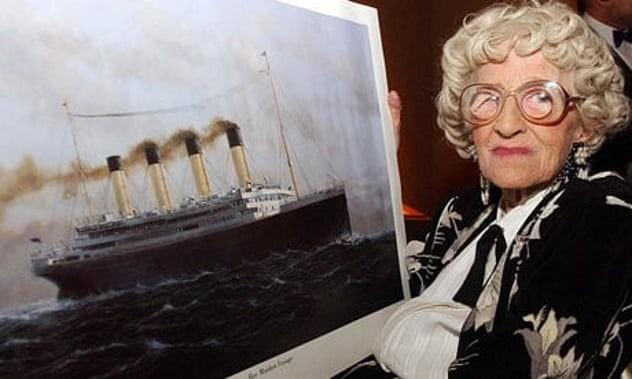 Câu chuyện của 8 đứa trẻ trong thảm kịch chìm tàu Titanic 6