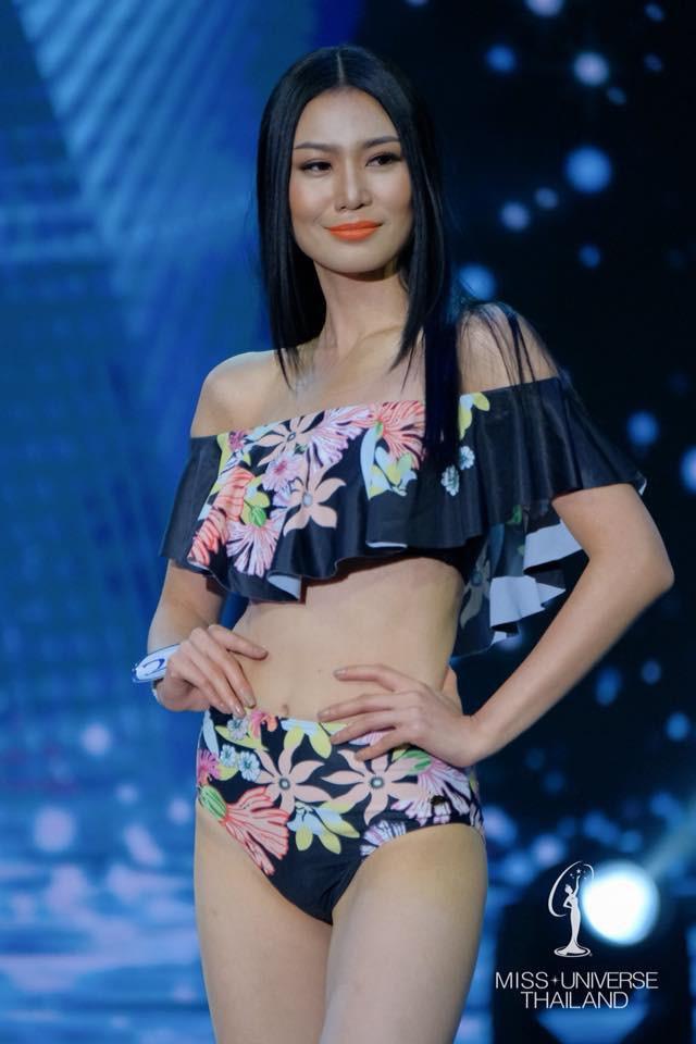 Nhan sắc Tân Hoa hậu Hoàn vũ Thái Lan gây tranh cãi: Người khen ngợi, kẻ chê bai 3