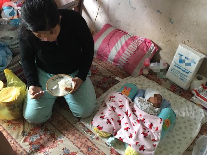 Mẹ bỏ đi lấy chồng, bé gái 14 tuổi bị xâm hại đến mang thai rồi phải một mình chăm con nhỏ 8 ngày tuổi 3