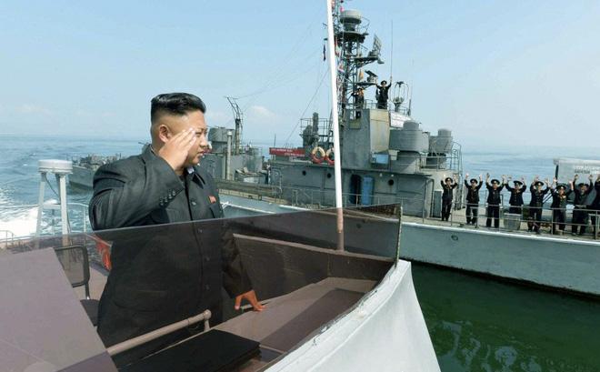 Tàu chiến Hàn Quốc và Triều Tiên nối lại liên lạc vô tuyến sau 10 năm 1