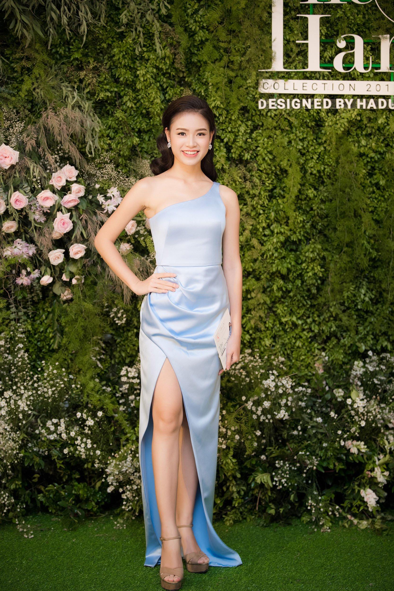 Người đẹp học giỏi nhất Hoa hậu Việt Nam lột xác ngày càng gợi cảm 3