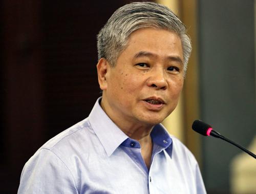 Cựu phó thống đốc NHNN Đặng Thanh Bình lĩnh 3 năm tù 1