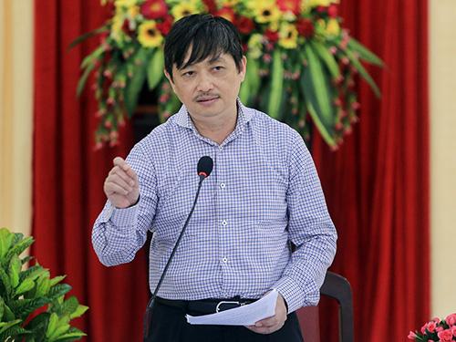Ông Đặng Việt Dũng quay về giữ chức Phó chủ tịch Đà Nẵng 1