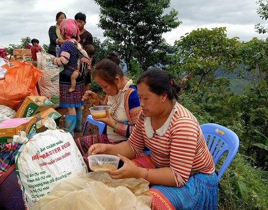 Đường vào Mường Tè – Lai Châu chưa thông tuyến sau lũ, hơn 700 hộ dân cạn kiệt lương thực 4