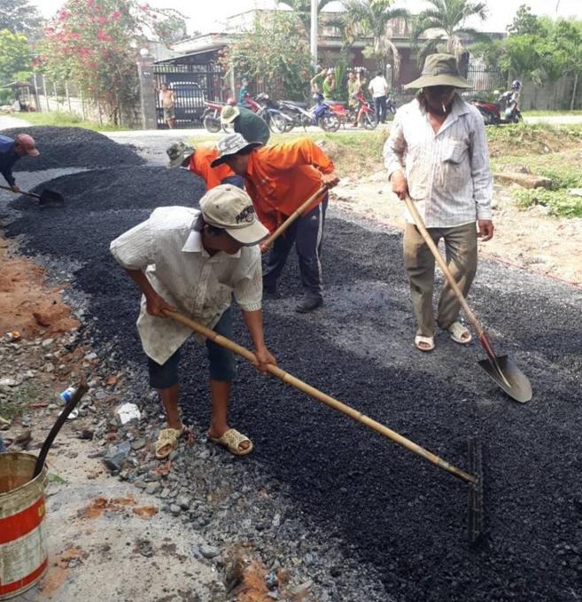 Vụ còng tay người làm đường giúp dân: Nạn nhân làm đơn tố cáo gửi đến Thủ tướng Chính phủ 3