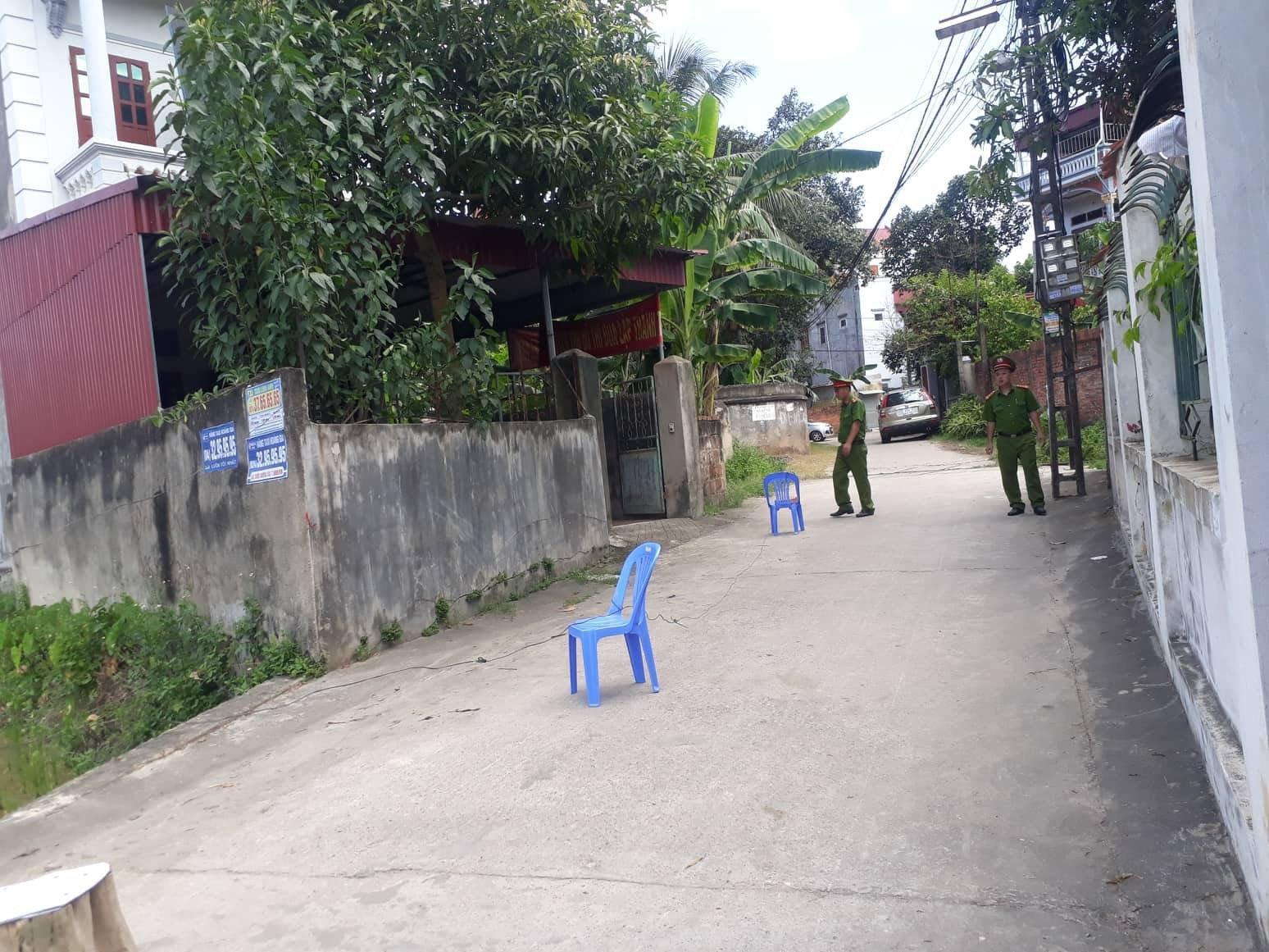 Tin mới vụ trạm trưởng trạm Y tế chém 3 người ở Hà Nội rồi tự sát 3