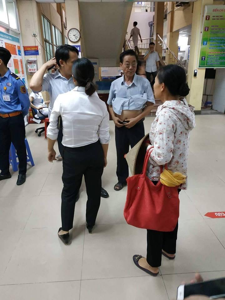 Tin mới vụ trạm trưởng trạm Y tế chém 3 người ở Hà Nội rồi tự sát 2