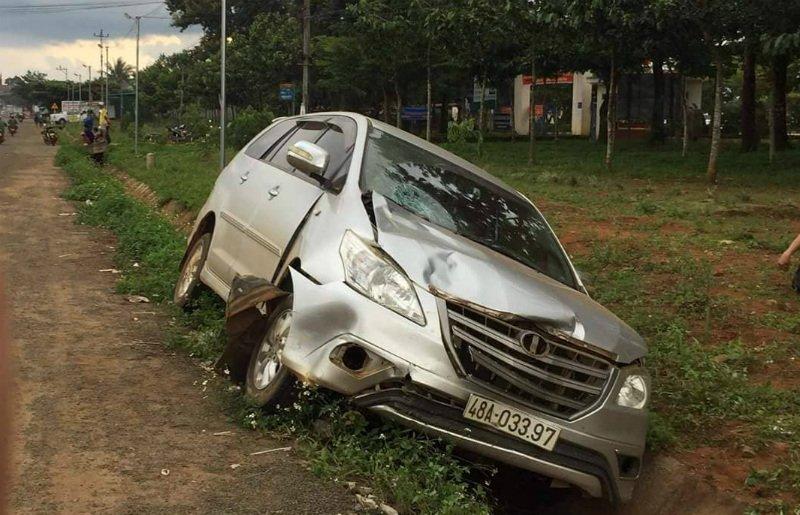 Vụ mẹ bị tai nạn mất ngay trước điểm thi của con: Người gây tai nạn là đồn trưởng CA 2