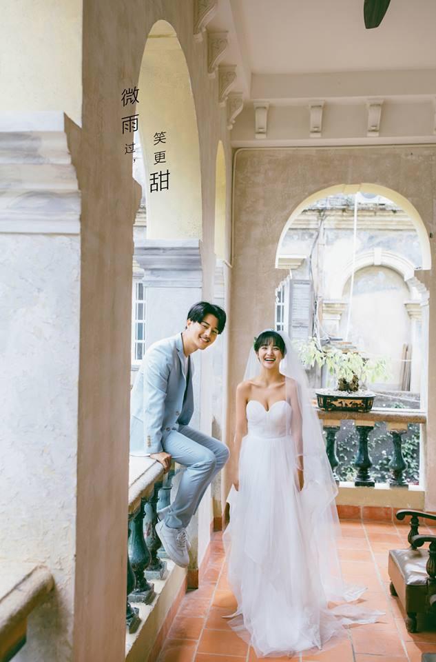 Ảnh cưới đơn giản nhưng vẫn khiến người xem