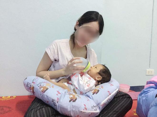 Bị chồng mắng 'đồ ăn bám', mẹ trẻ định bỏ con gái 17 tháng cho chồng nuôi, còn nói 'tại nó mà đời em dang dở' 2