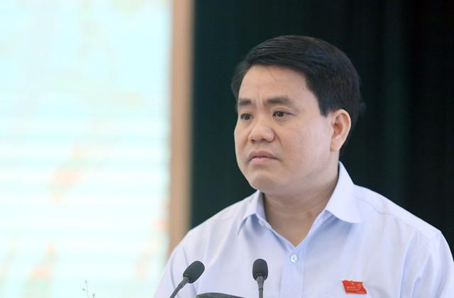 Tướng Đào Thanh Hải: Tàu cảnh sát đường thủy cạnh tàu cát tặc không phải của Hà Nội 2
