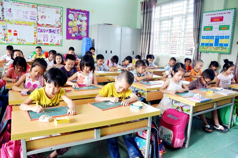 Hình ảnh Hà Nội tăng học phí từ giáo dục mầm non đến THPT năm học 2018-2019 số 1