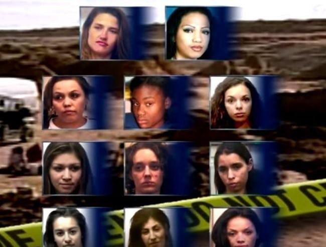 Vụ thảm sát bí ẩn West Mesa: Nhiều mẩu xương được phát hiện gần khu mộ của 11 phụ nữ bị sát hại, cảnh sát nghi ngờ còn nhiều nạn nhân khác chưa được tìm thấy 3