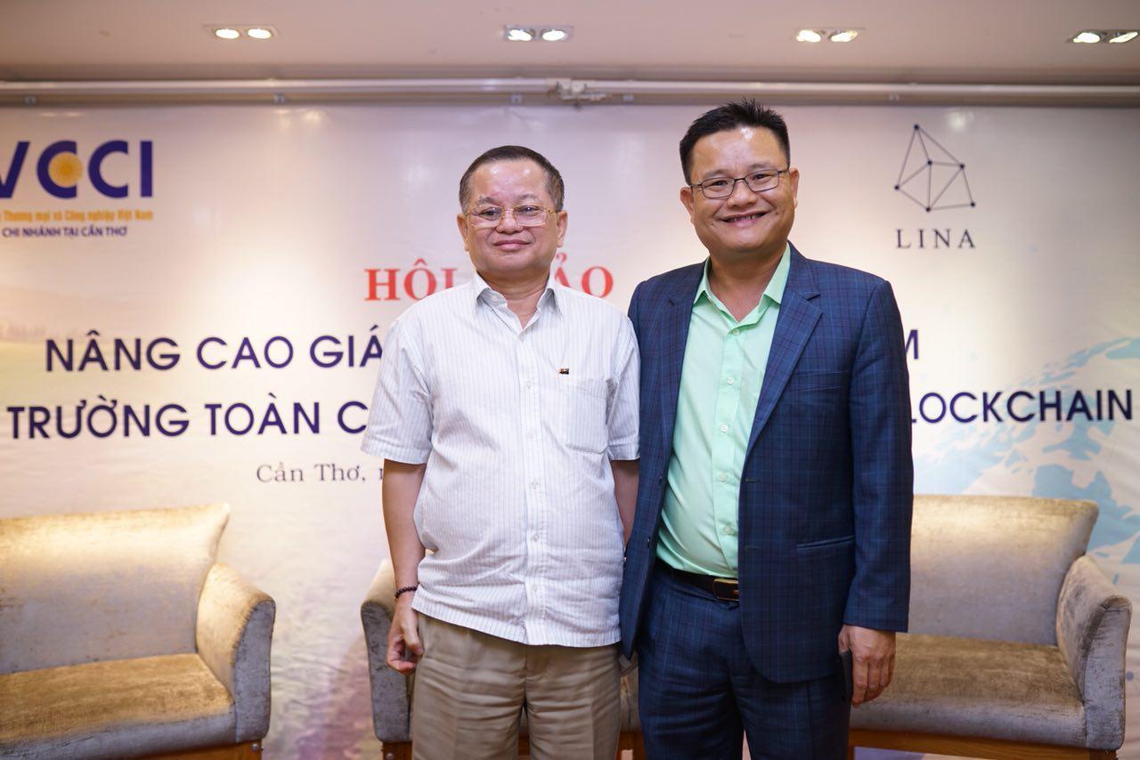Hình ảnh Vua Tôm Việt Nam hy vọng dùng công nghệ Blockchain để tăng doanh thu số 1