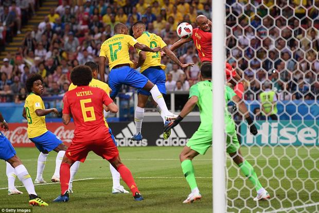 Truyền thông quốc tế ngỡ ngàng với thất bại của Brazil trước Bỉ 3