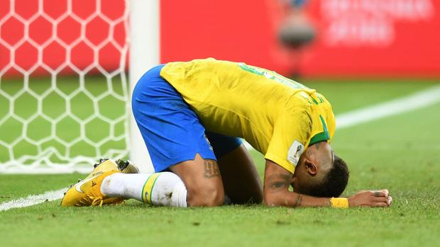 Tạm biệt Neymar! Bỉ loại Brazil khỏi World Cup 2018 1
