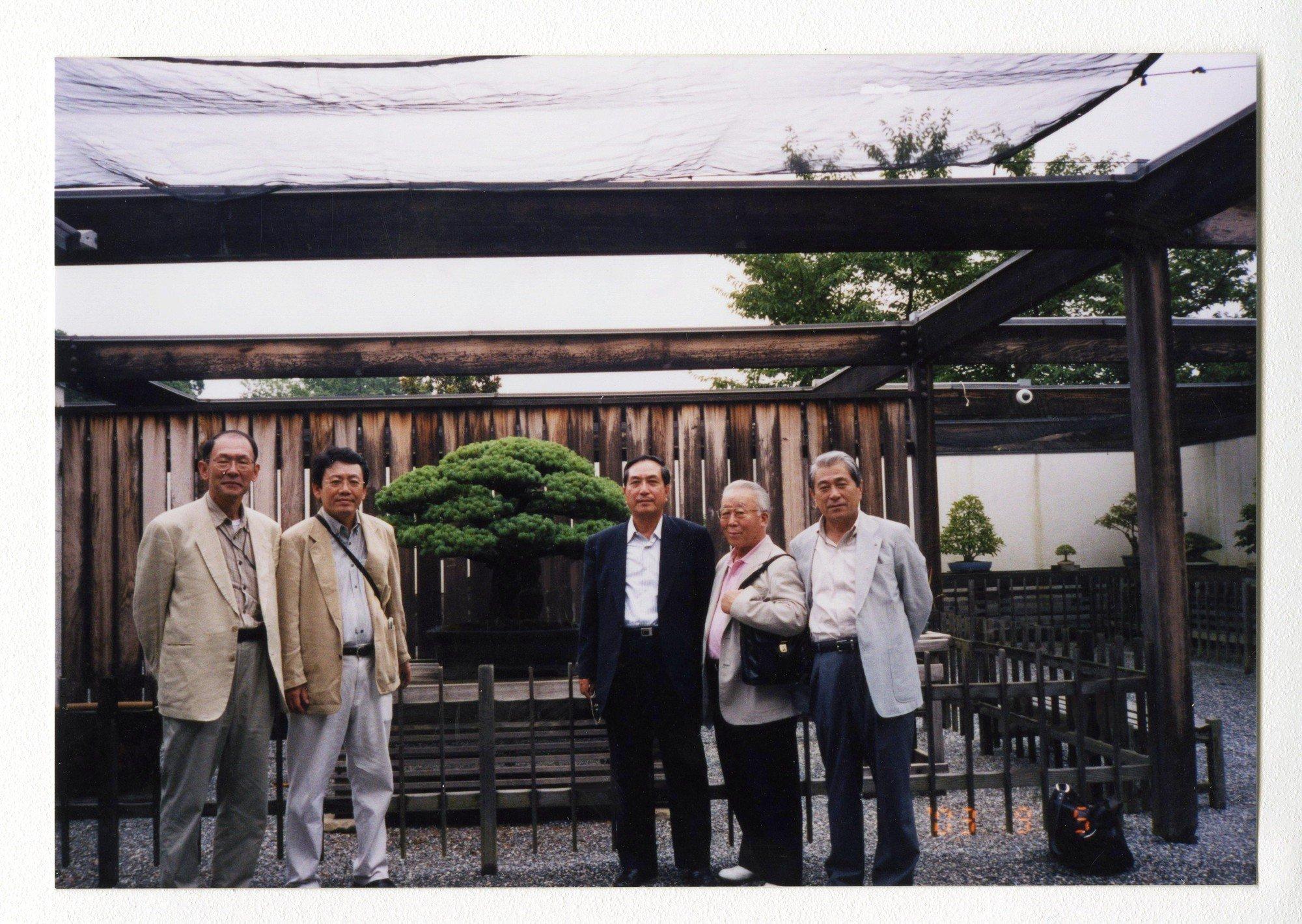Câu chuyện của cây bonsai Nhật Bản 400 tuổi vẫn sống sót sau khi bom nguyên tử thả xuống Hiroshima 9