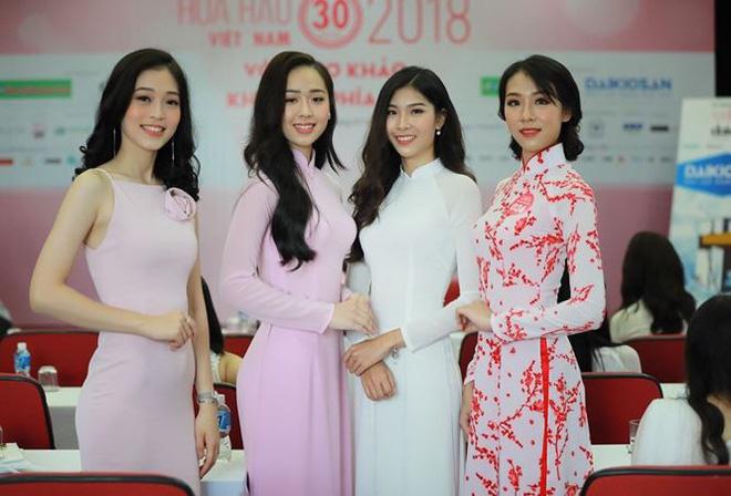 Cô gái tặng hoa Tổng thống Trump bất ngờ thi Hoa hậu Việt Nam, nổi bật nhất dàn thí sinh 1