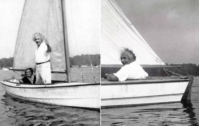 Sự thật thú vị: Những ý tưởng kiệt xuất của nhà vật lý thiên tài Albert Einstein xuất hiện trong lúc ông...rảnh rỗi nhất - Ảnh 3.