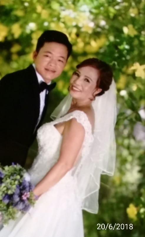 Hình ảnh Cô dâu 61 tuổi kết hôn với chú rể 26 tuổi: