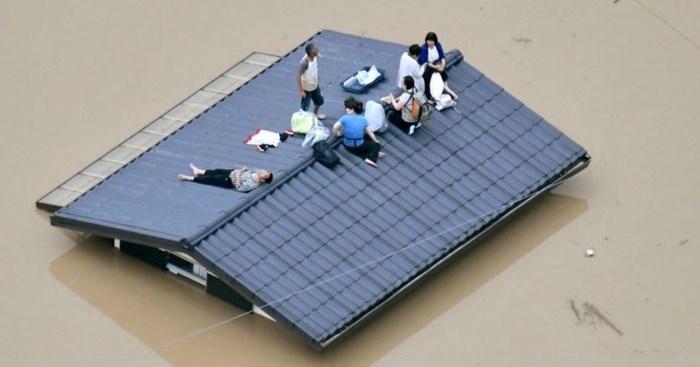 Mưa lũ tại Nhật Bản: Ít nhất 88 người chết, hàng chục nghìn người phải di tản 6