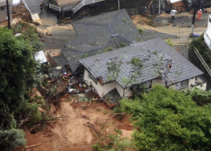Mưa lũ tại Nhật Bản: Ít nhất 88 người chết, hàng chục nghìn người phải di tản 2